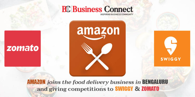 Amazon Joins the Food Delivery Business | Business Connect