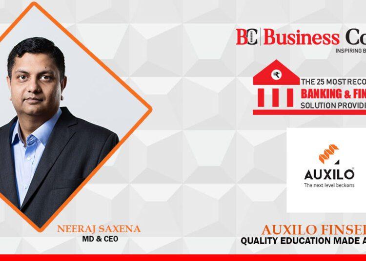 Auxilo Finserve Pvt. Ltd.   Business Connect