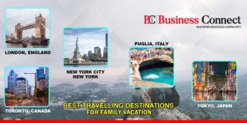 Top 5 Destinations For Family Vacation | Business Connect
