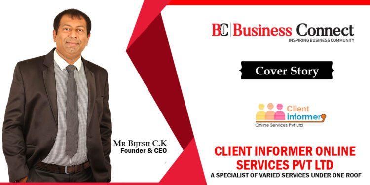 CLIENT INFORMER   Business Connect
