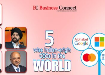 5 wise Indian-origin CEOs in the world | Business Connect