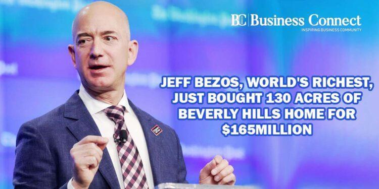 Jeff Bezos | Business Connect