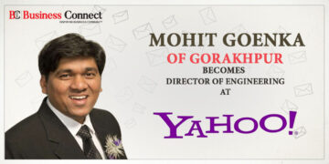 Mohit Goenka becomes director of yahoo.in | Business Connect
