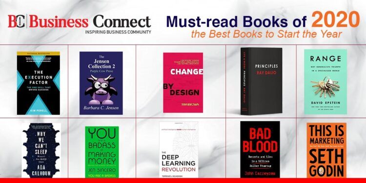Top 10 Must read Best books in 2020 | Business Connect