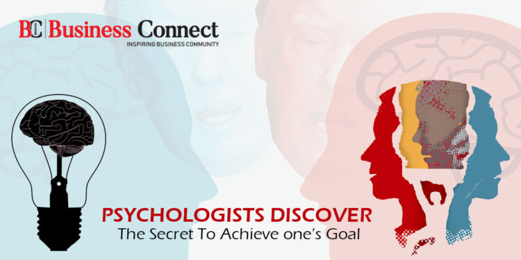 The Secret To Achieve one's Goal | Business connect