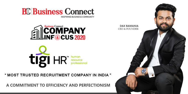 TIGI HR Solution - Most Trusted Recruitment Company in India | Business Connect