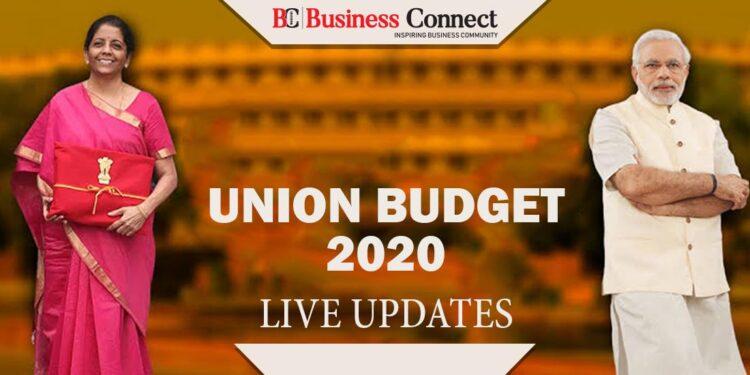 Union Budget 2020 live updates | Business Connect
