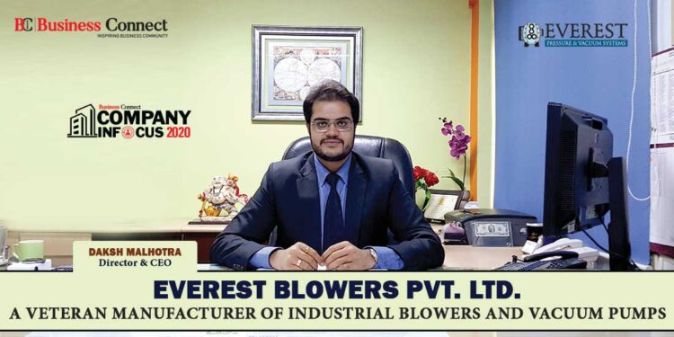 Everest Blowers   Business Connect