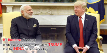Donald Trump visit to India on February 24-25