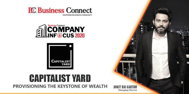 CAPITALIST YARD INDIA PVT LTD. | Business Connect