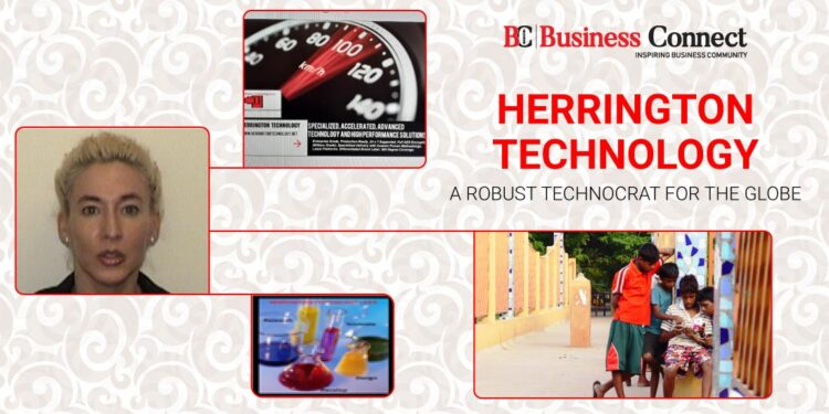 HERRINGTON TECHNOLOGY   Business Connect