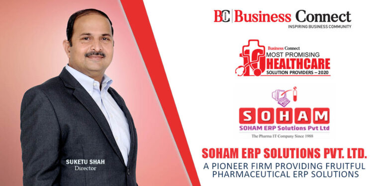 Soham ERP Solutions   Business Connect