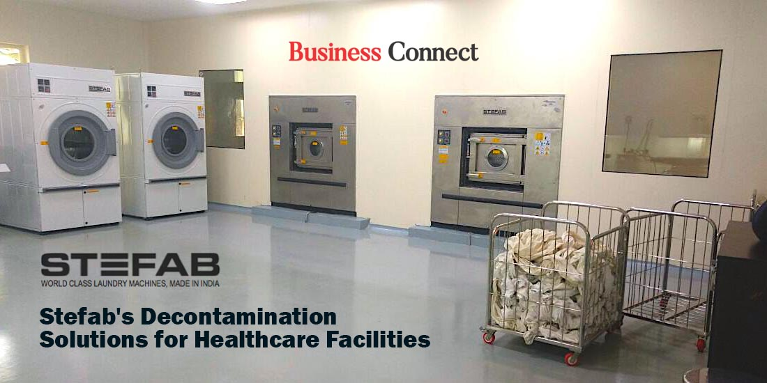 Stefab's Decontamination Solutions for Healthcare Facilities