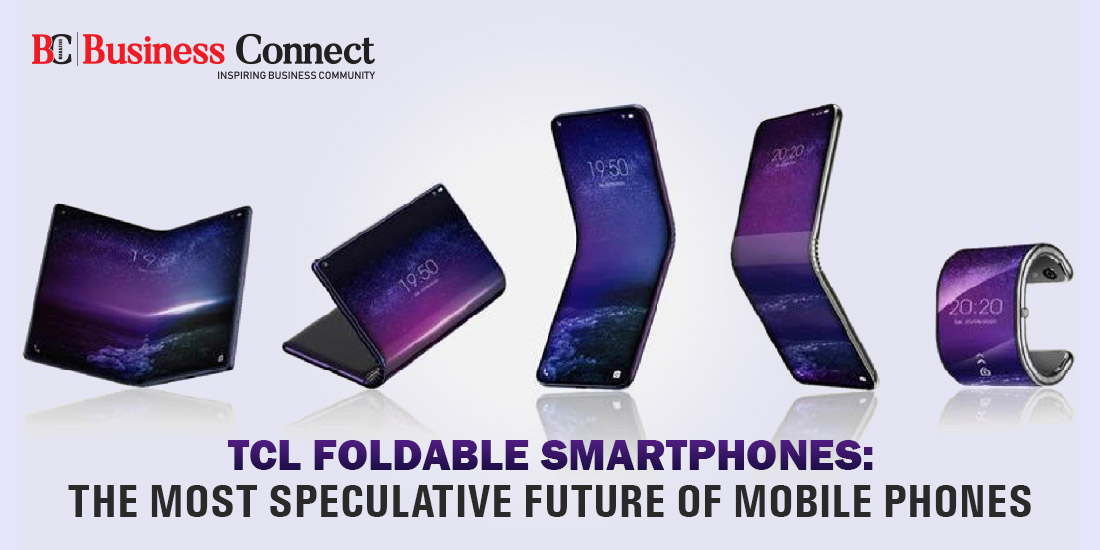 TCL FOLDABLE SMARTPHONES | Business connect