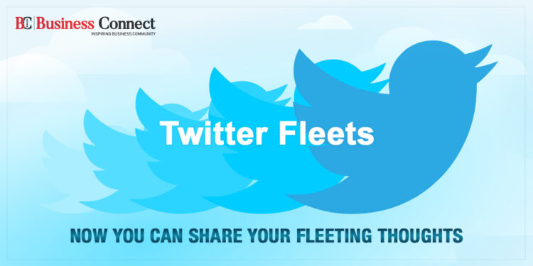 Twitter Fleets   Business Connect