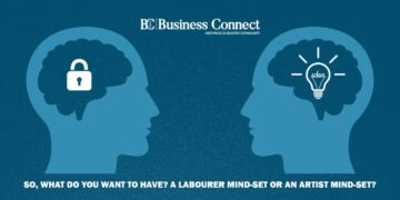 So, what do you want to have_A labourer mind-set or an artist mind-set_Business Connect Magazine