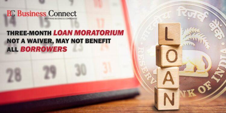 3 Month Loan Moratorium - Business Connect