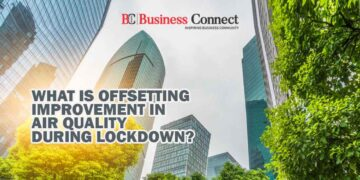 What is Offsetting improvement In Air Quality During Lockdown_Business Connect Magazine