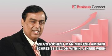 Asia's Richest man Mukesh Ambani Scores $8 billion within a three week_Business Connect Magazine