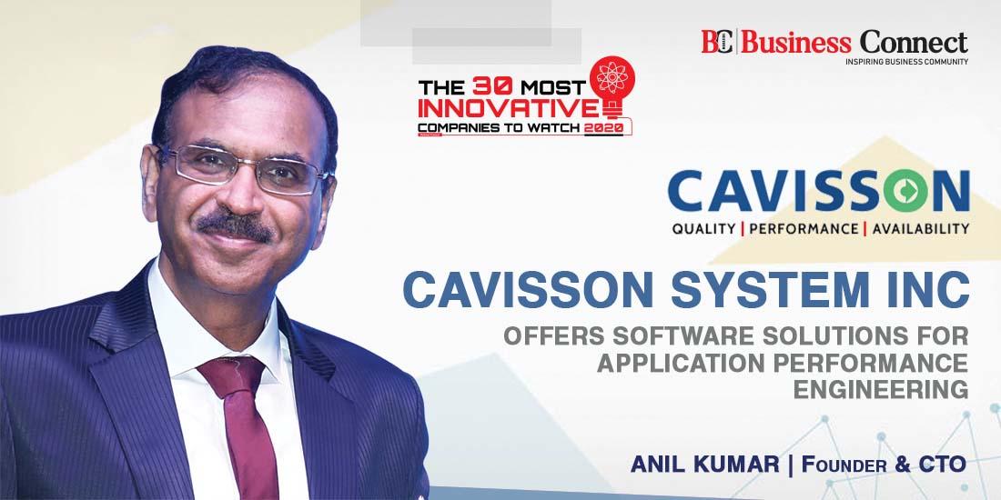 Cavisson Systems Inc_Business Connect Magazine