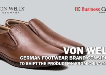 Von Wellx_German Footwear Brand considerate to shift the production from China to India_Business Connect Magazine