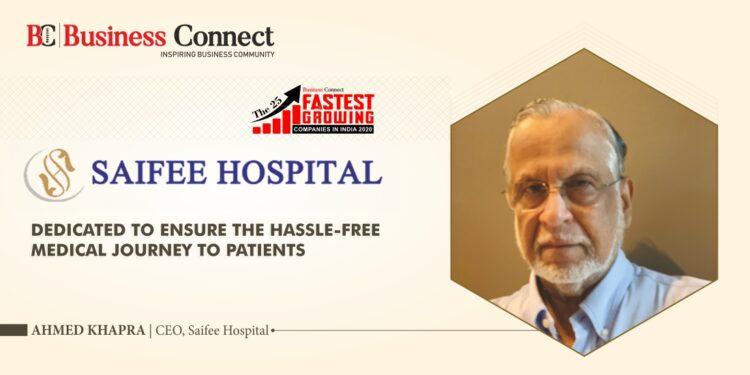 Saifee Hospital_Business Connect Magazine