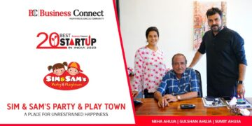 Sim & Sam's Party and Play town - Business Connect