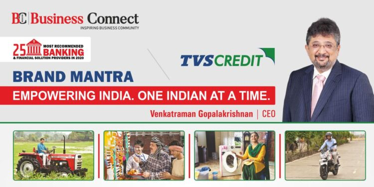 TVS Credit_Business Connect Magazine