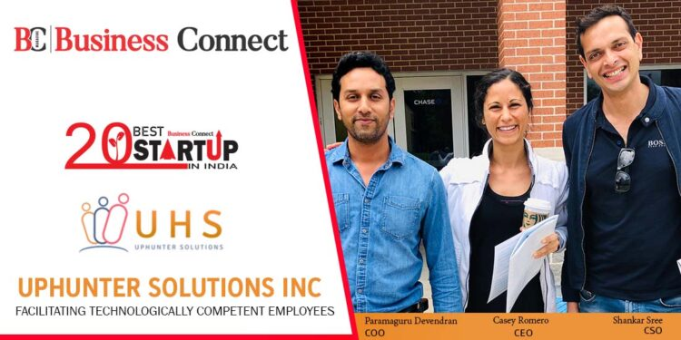 Uphunter Solutions Inc. - Business Connect