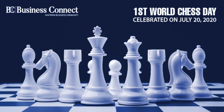 1ST WORLD CHESS DAY CELEBRATED ON JULY 20, 2020 - Business Connect