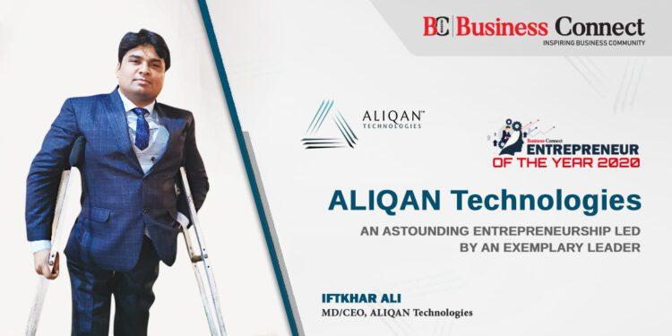 ALIQAN TECHNOLOGIES - Business Connect