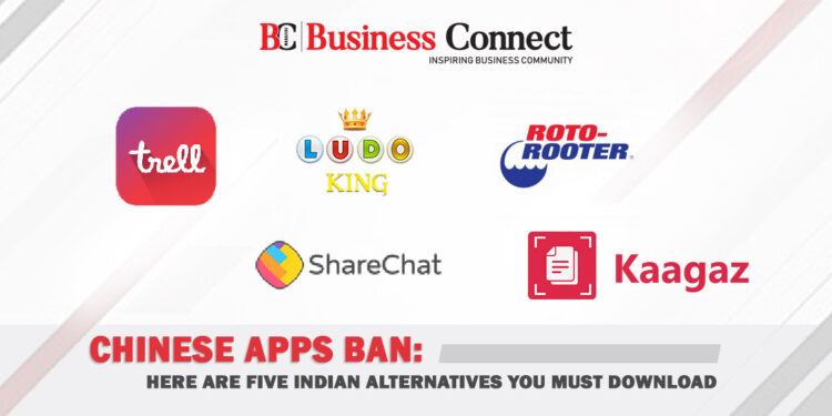 Chinese Apps Ban - Business Connect