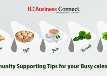 Immunity Supporting Tips for your Busy calendar- Business Connect
