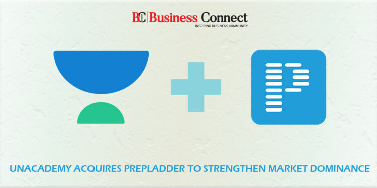 UNACADEMY ACQUIRES PREPLADDER - Business Connect