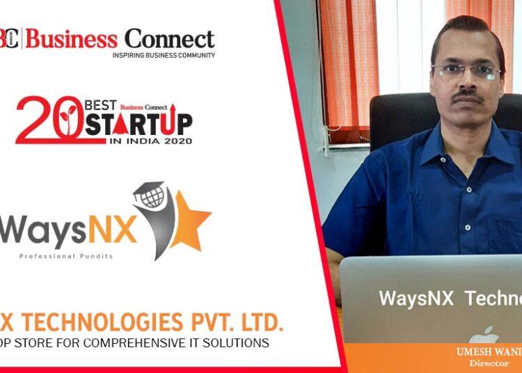 WaysNX Technologies - Business Connect