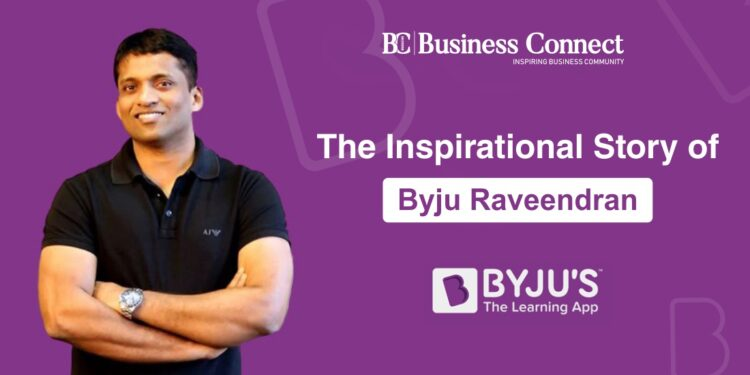 The Most Inspirational Success Story of Byju Raveendran