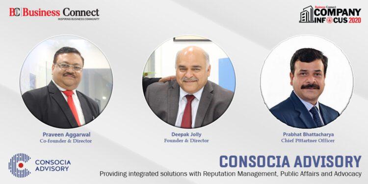 Consocia Advisory - Business Connect