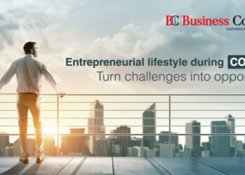 Entrepreneurial lifestyle during COVID-19 - Business Connect