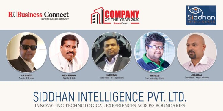 Siddhan Intelligence Pvt. Ltd. - Business Connect