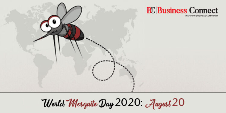 World Mosquito Day 2020 August 20 - Business Connect