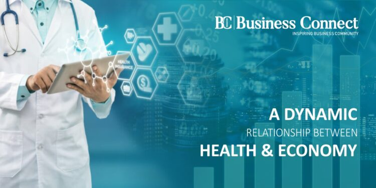 A Dynamic Relationship Between Health and Economy - Business Connect