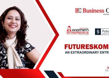 An extraordinary entrepreneur_ Meet Aditi Khanna, a partner at FutureSkomp - Business Connect