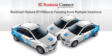 BluSmart Raised $7 Million in Funding from Multiple Investors - Business Connect