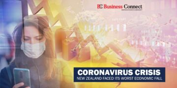 Coronavirus Crisis New Zealand Faced its Worst Economic Fall  - Business Connect