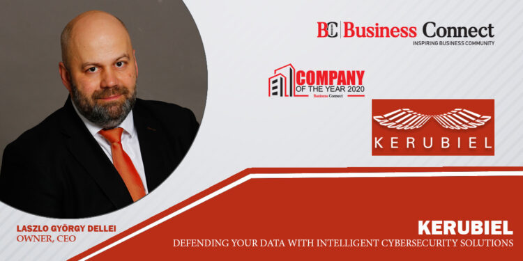 KERUBIEL DEFENDING YOUR DATA WITH INTELLIGENT CYBERSECURITY SOLUTIONS - Business Connect