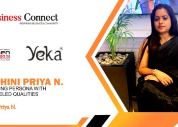 Nandhini Priya N A UNYEILDING PERSONA WITH UNPARALLELED QUALITIES - Business Connect