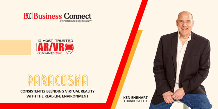 Paracosma Inc Consistently blending Virtual Reality with the real-life environment - Business Connect