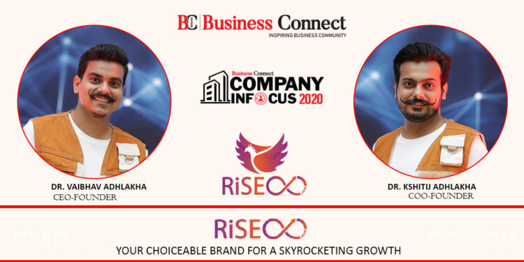 RISEOO - YOUR CHOICEABLE BRAND FOR A SKYROCKETING GROWTH - Business Connect