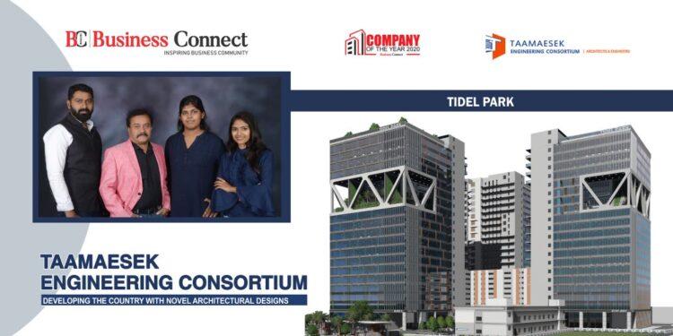 Taamaesek Engineering Consortium - Business Connect