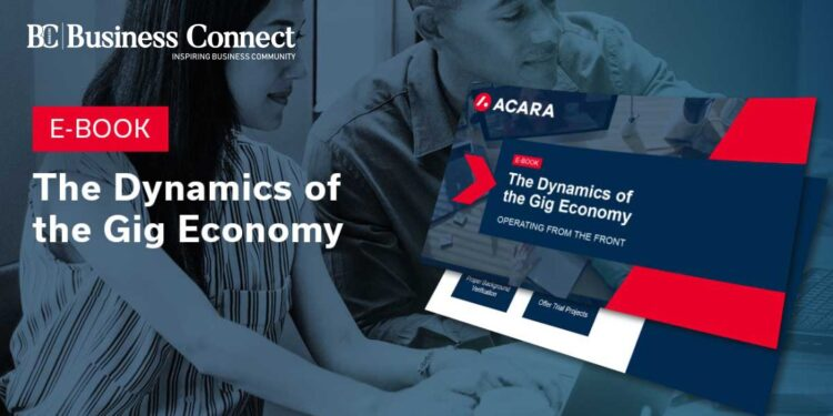 The Dynamics of the Gig Economy - E-book - Business Connect